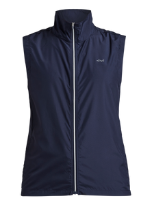 Rohnisch Pocket Wind Vest - Navy