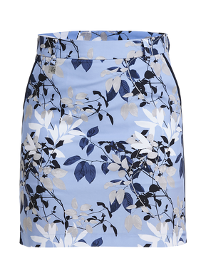 Rohnisch Kia Skort - Light Blue Leaves