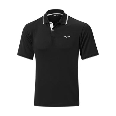 Mizuno Quick Dry Plus Polo - Black