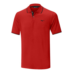 Mizuno Quick Dry Plus Polo - Red