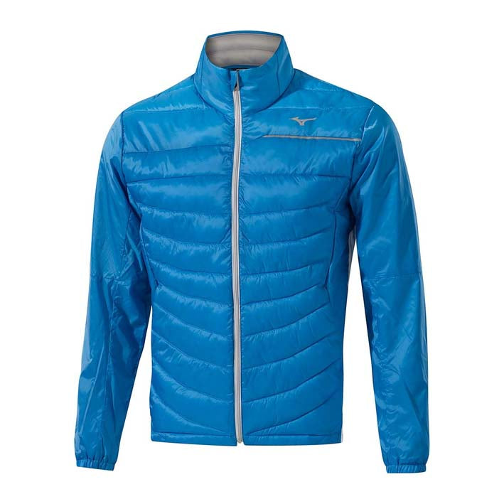 Mizuno Move Tech Jacket - Diva Blue