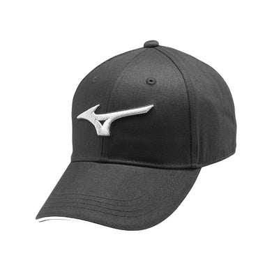 Mizuno RB Cotton Twill Cap - Black