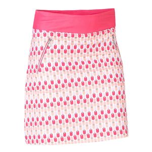 Daily Sports Amir Skort 45cm - Watermelon