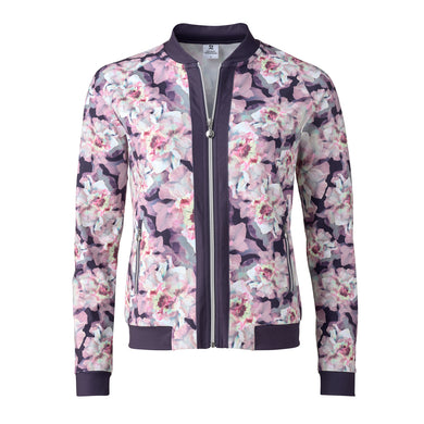 Daily Sports Grace Jacket - Aubergine