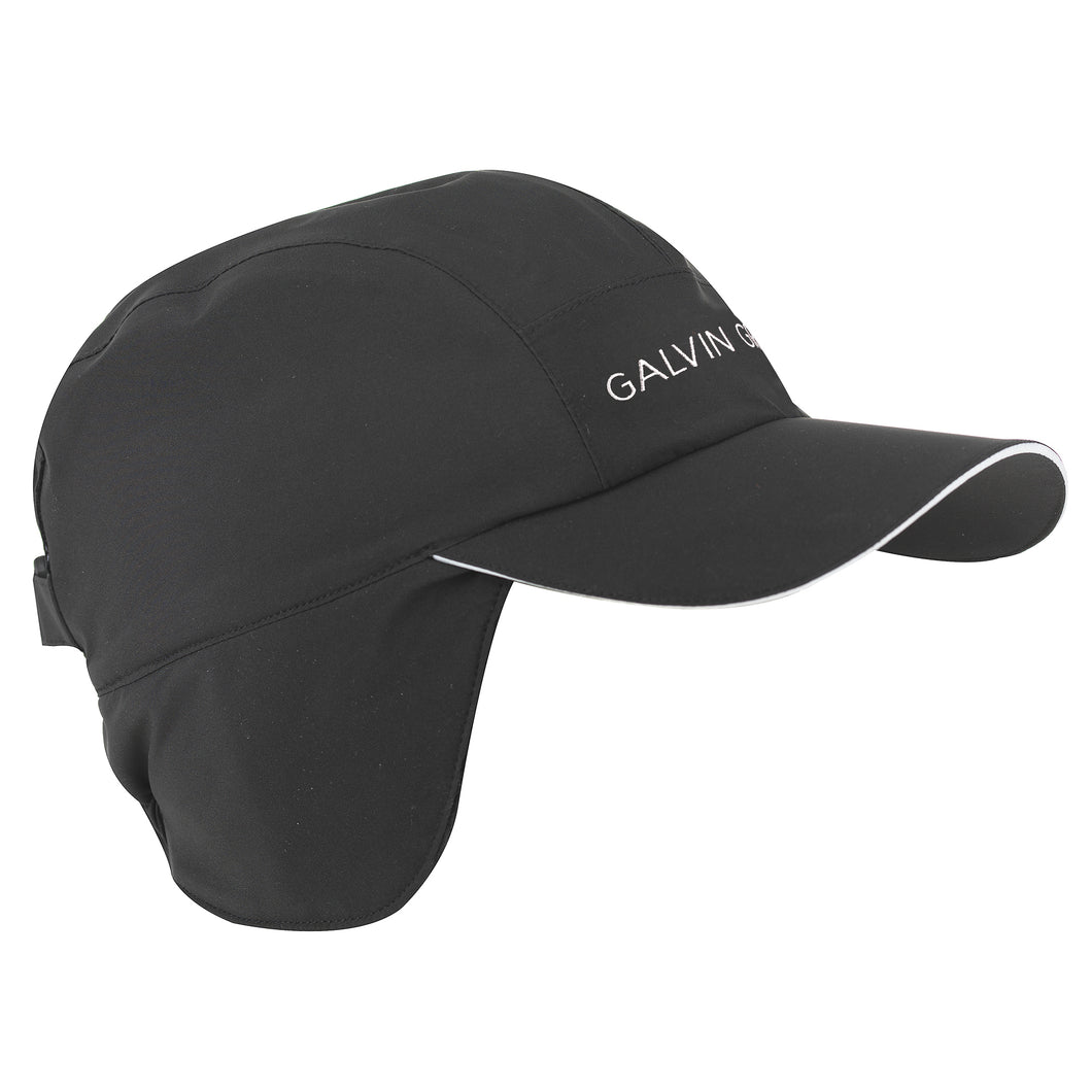 Galvin Green Arctic Golf Hat GTX - Black
