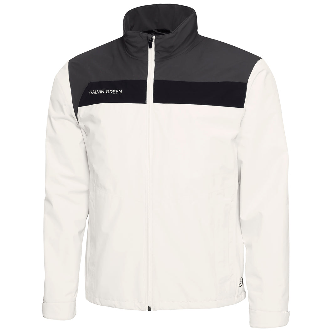 Galvin Green Austin Jacket GTX - Snow/Iron Grey/Black