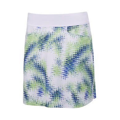 Callaway Ladies Printed Starburst Skort - White