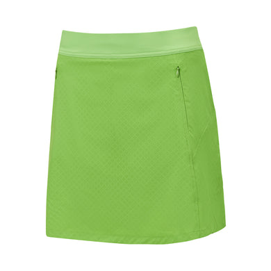 Callaway Ladies Fastrack Perforated Skort - Jasmine Green