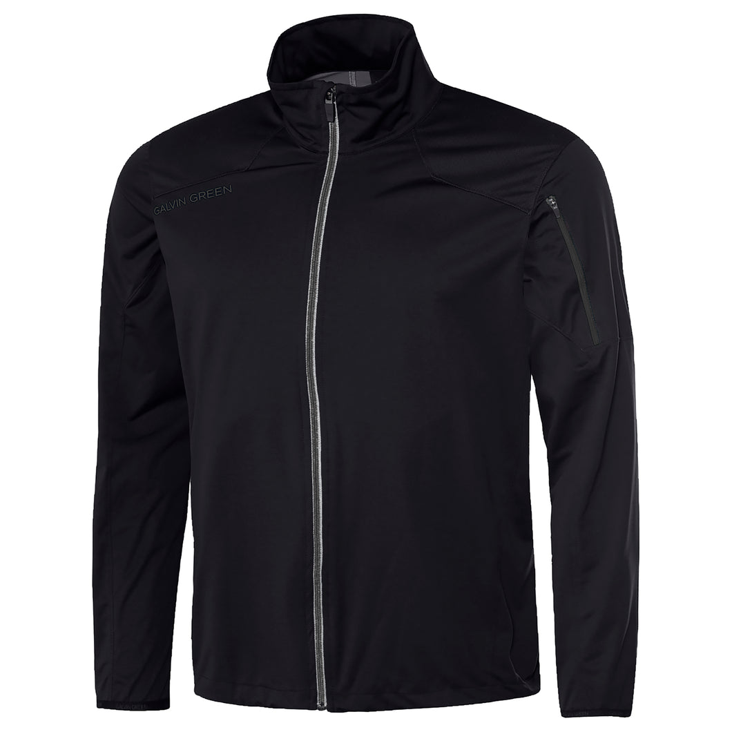 Galvin Green Lance Jacket I/F - Black/Iron Grey/Snow