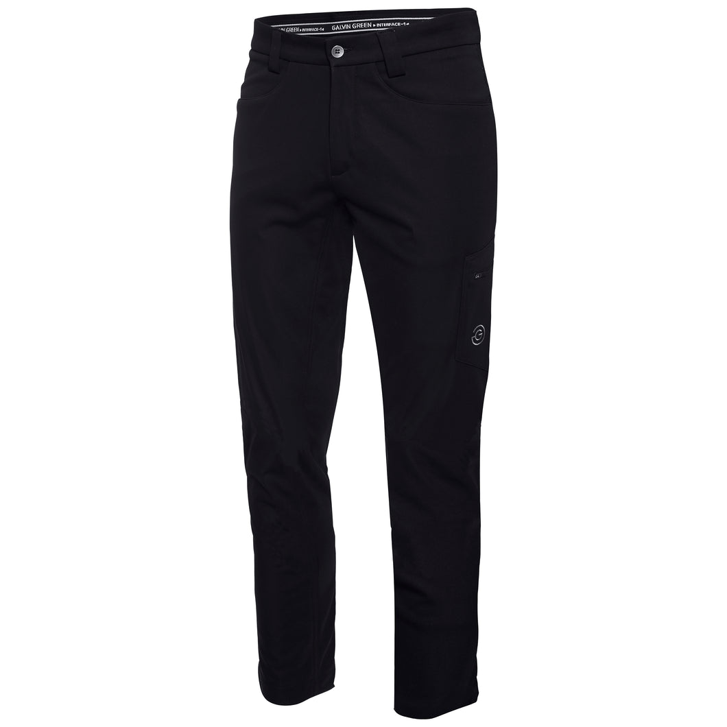 Galvin Green Leo Trousers I/F - Black