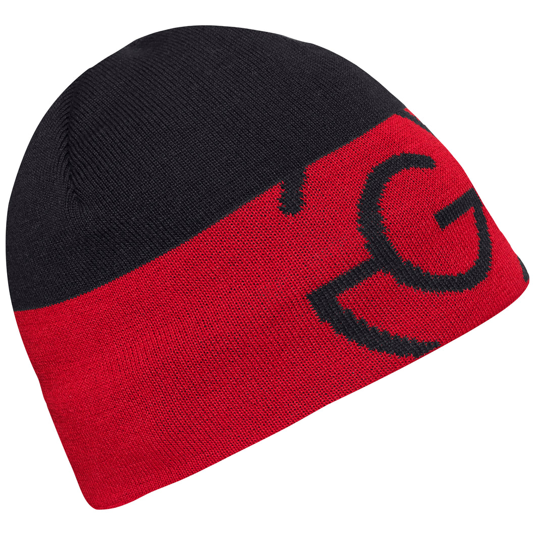 Galvin Green Liam Bobble-hat IF - Black/Red