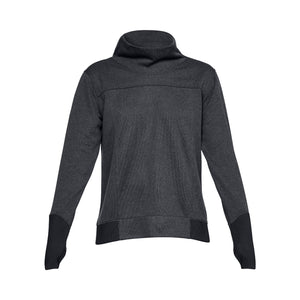 Under Armour Ladies Storm SweaterFleece Pullover - Black