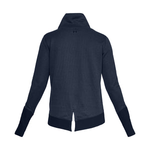 Under Armour Ladies Storm SweaterFleece Pullover - Navy