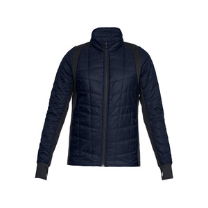 Under Armour Ladies Storm Insulated FZ Jacket - Academy/Black
