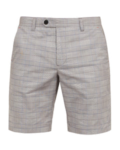 Ted Baker Easiee Checked Short - Grey