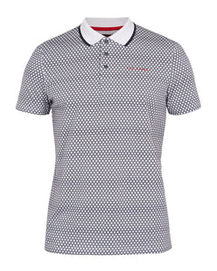 Ted Baker Hazelnt Polo - Navy