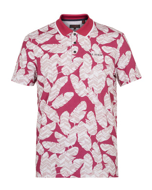 Ted Baker Peacan Polo - Pink
