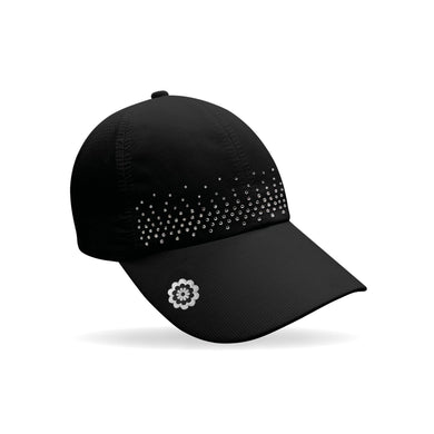 Surprizeshop Crystal Magnetic Cap - Black