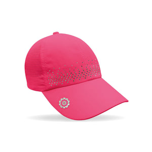 Surprizeshop Crystal Magnetic Cap - Pink