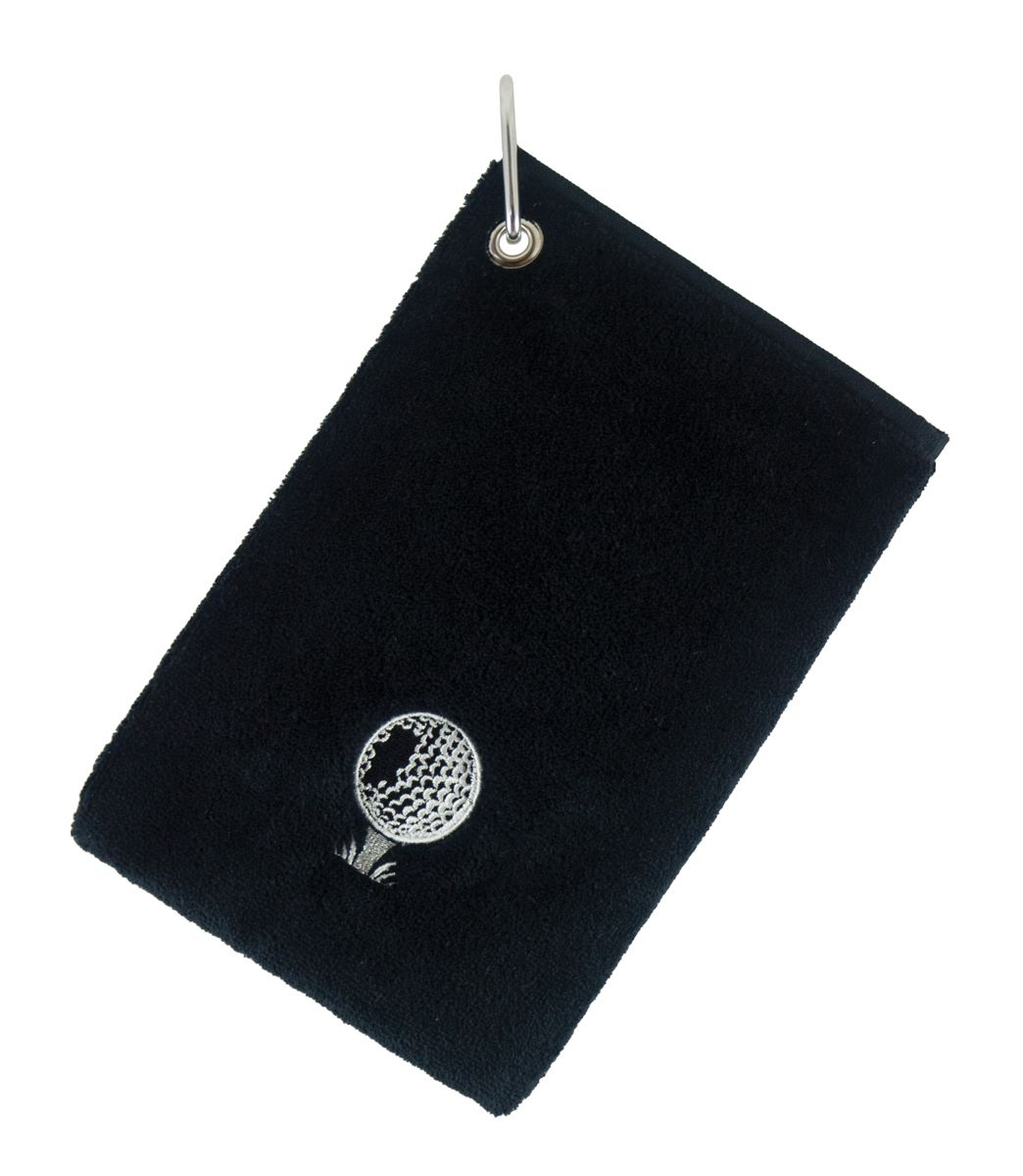 Surprizeshop Towel Bag - Black
