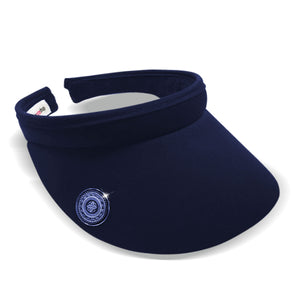 Surprizeshop Clip Visor - Navy