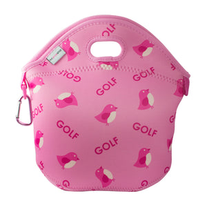 Surprizeshop Birdie Lunch Bag - Pink