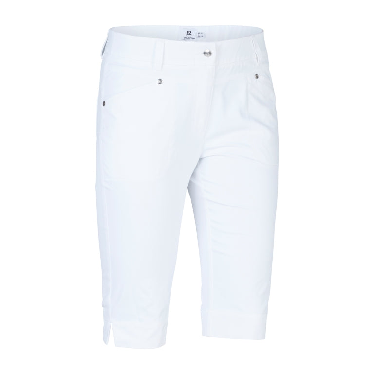Daily Sports Lyric City Shorts 62cm - White
