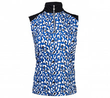 Daily Sports Bella Sleeveless Polo - Royal