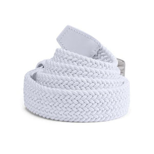 Under Armour Braided Belt - White