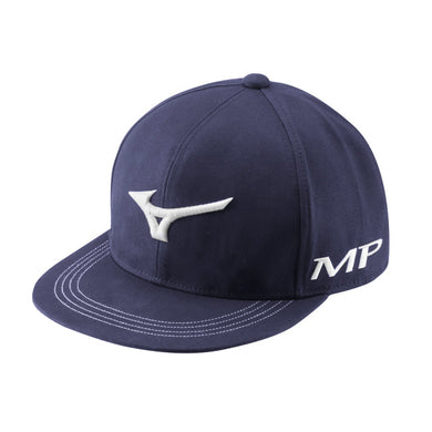 Mizuno Flat Bill Cap - Navy