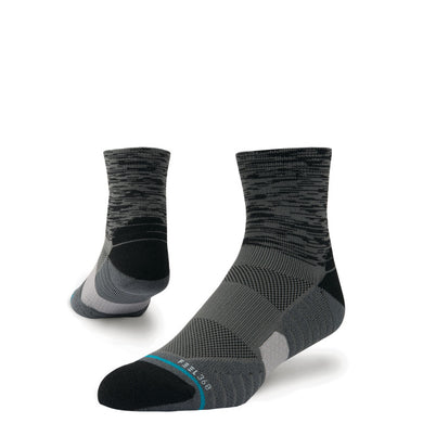Stance Golf Sock Uncommon Solids QTR - Black