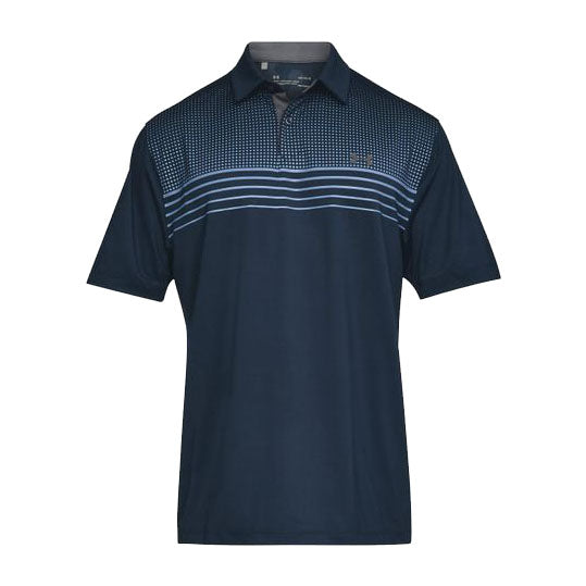 Under Armour Coolswitch Launch Polo - Navy