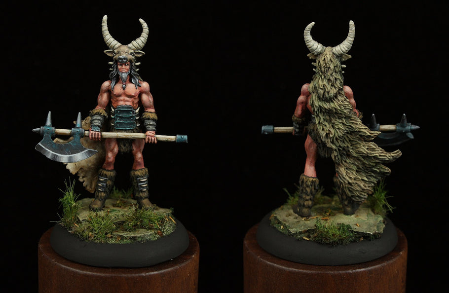 Upload your painted Barbaric Splendor Miniatures; inspire and be inspired!