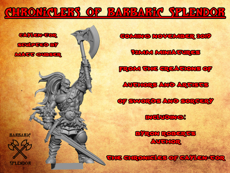 Chroniclers of Barbaric Splendor