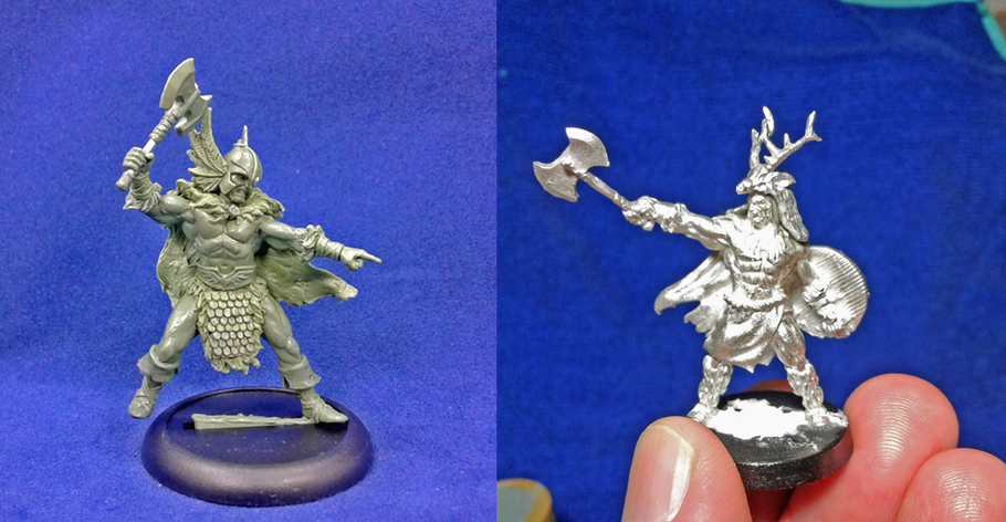 New Releases - Svein The Provoker and Brath The Mighty Stag!