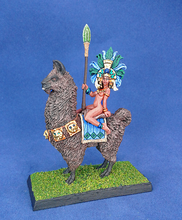 Load image into Gallery viewer, Llama Queen On War Llama