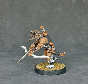 Ruga - Steppes Barbarian