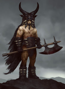 Kaegan - Barbarian Lord