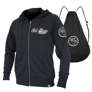Lucky Penny Cycles Quick Flip Hero Hoodie / Backpack