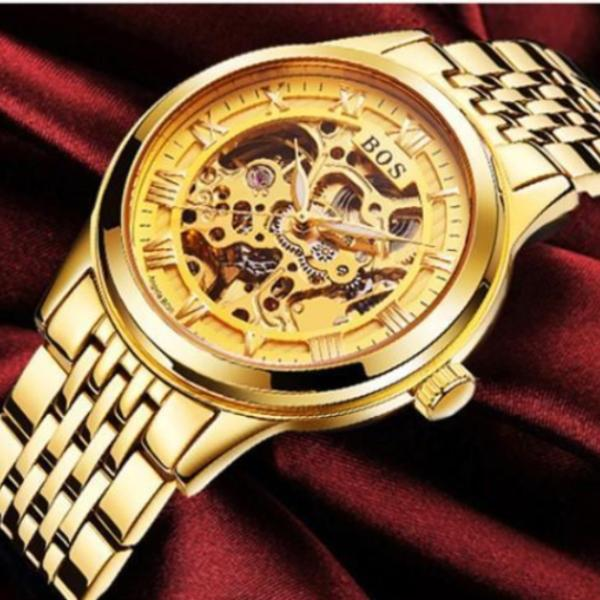 INVICTUS Automatic Men's Watch Gold - Crafted In Time