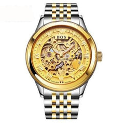 INVICTUS Automatic Men's Watch GoldWhite - Crafted In Time