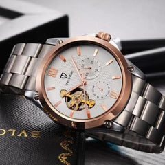CENTIVIAL Tourbillon Men's Watch  - Crafted In Time