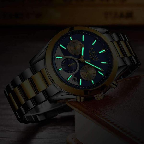 CUSTOM SHADES Quartz Men's Watch  - Crafted In Time