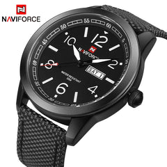 NAVIFORCE Men's Quartz Strap Watch
