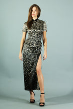Load image into Gallery viewer, Montara Beach Sunrise Qipao/Cheongsam Style Long Dress