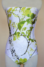 Load image into Gallery viewer, Oroville Tree Strapless Swimsuit