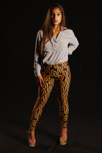 Load image into Gallery viewer, Yellow Light Painting Leggings