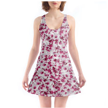 Load image into Gallery viewer, Chemise Dress Pink flowers