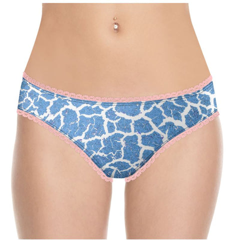 Custom Underwear Dry Lake Bed