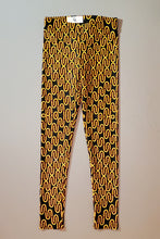 Load image into Gallery viewer, Yellow Light Painting Leggings 2